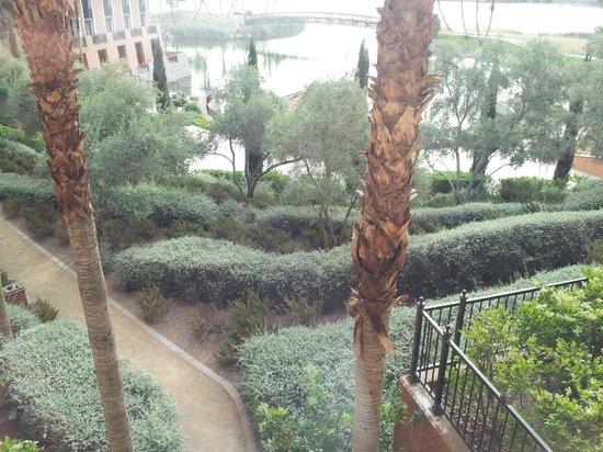 The Westin Lake Las Vegas Resort & Spa: Views from my room in the 4th floor