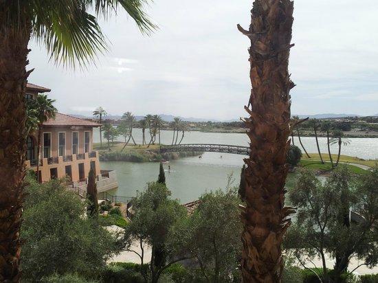The Westin Lake Las Vegas Resort & Spa: Views from room in 4th floor