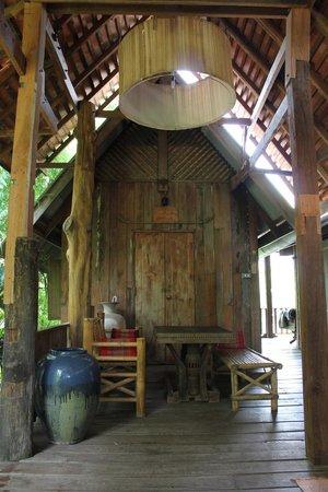 BaanBooLOo Village : Une des chambre