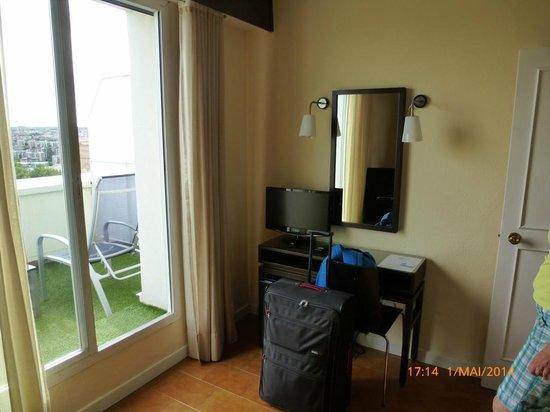 HRC Hotel: Zimmer 513 Bild 1