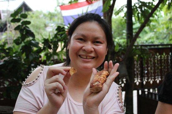 BaanBooLOo : Cours du cuisine avec Orn