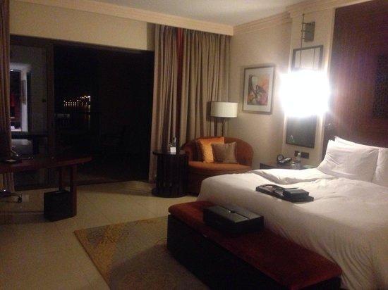 Fairmont The Palm, Dubai: Standard sea view room