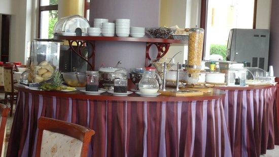 Hotel Vittorio : colazione...