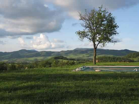 Country House Il Posto delle Viole : paesaggio circostante