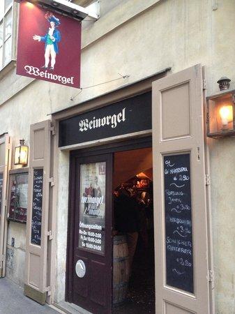 Weinorgel Barbetriebs GmbH