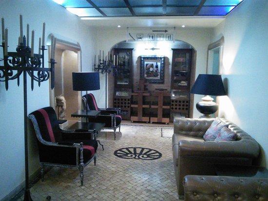 Hotel do Cerro : to the dining room