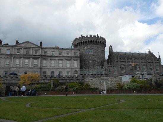 Garden Wall Picture Of Dublin Castle Dublin TripAdvisor
