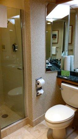 Harrah's Lake Tahoe: bathroom