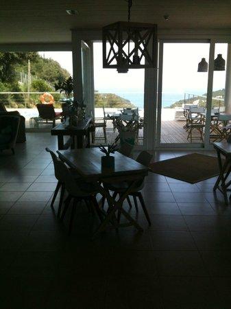 Hotel Es Cel de Begur: panorama dalla sala relax\pranzo