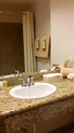 Best Western Legacy Inn & Suites : bathroom