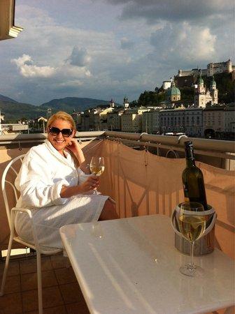 Hotel Sacher Salzburg : Total relax