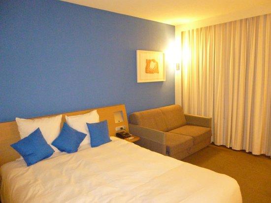 Novotel Lisboa : Chambre 1021