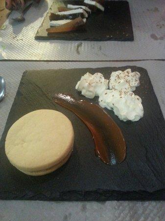 LA COCINA DE PATO : Dessert a base de dulce de leche