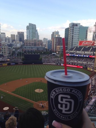 Petco Park: What a night!