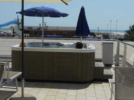 Hotel Lido Bibione Beach: Vasca idromassaggio