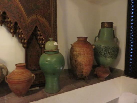 Mustapha Blaoui: Pots at Mustapha