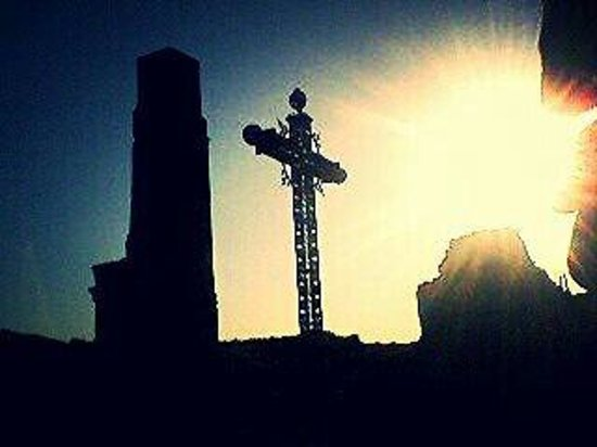 Belchite : Plaza mayor
