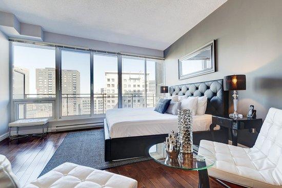 CorporateStays - Le 400 Sherbrooke Ouest : Luxury furnishings