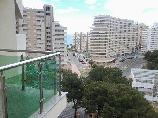 Hotel Cullera Holiday: vistas desde la terraza