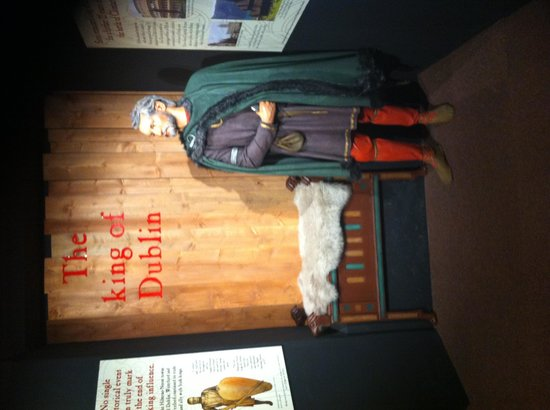 Dublinia: Experience Viking and Medieval Dublin: Hairy boyos