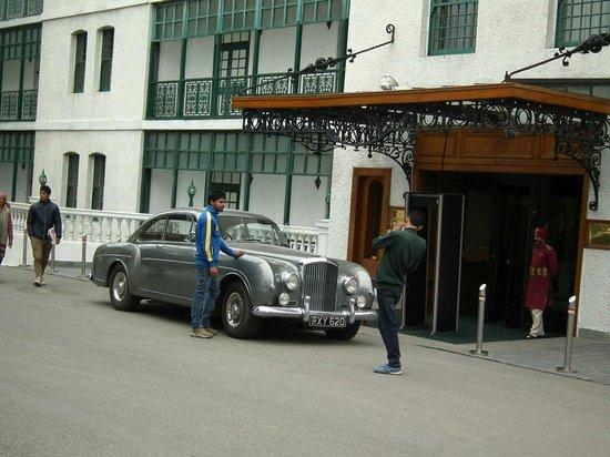 The Oberoi Cecil, Shimla: Outside the hotel