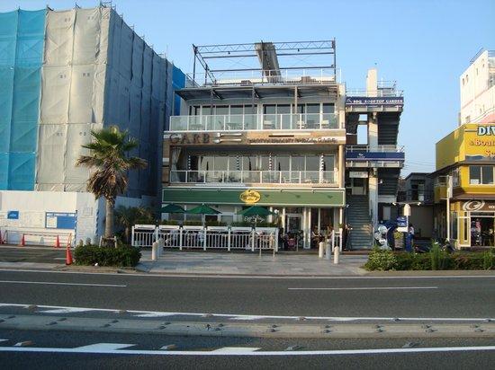 Eggs N Things Shonan Enoshima : 並んでない時間もあります