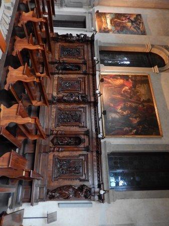 Basilica dei Santi Giovanni e Paolo (San Zanipolo): coro laterale