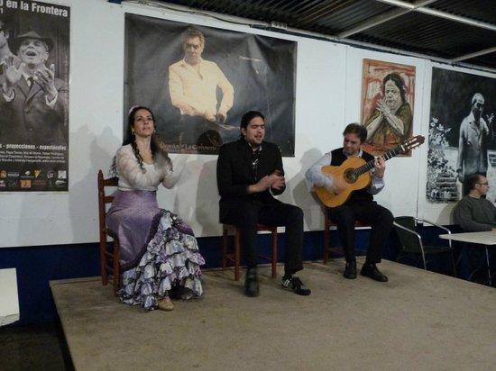 La Carbonería: die Künstler des Abends