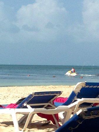 Grand Oasis Palm: Beach