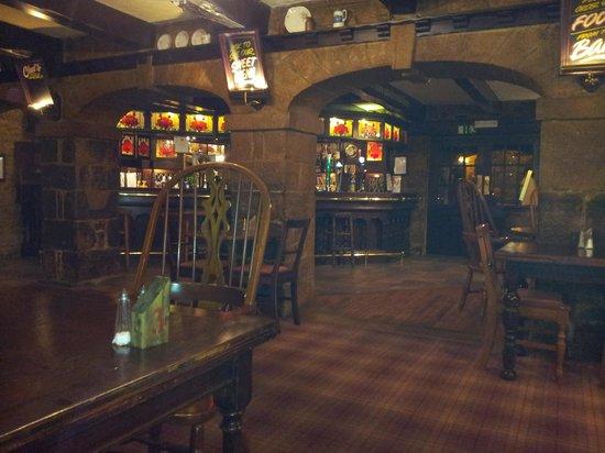 Best Western Derwent Manor Hotel: Bar area