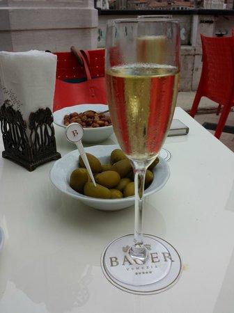 Bauer Hotel: aperitivo