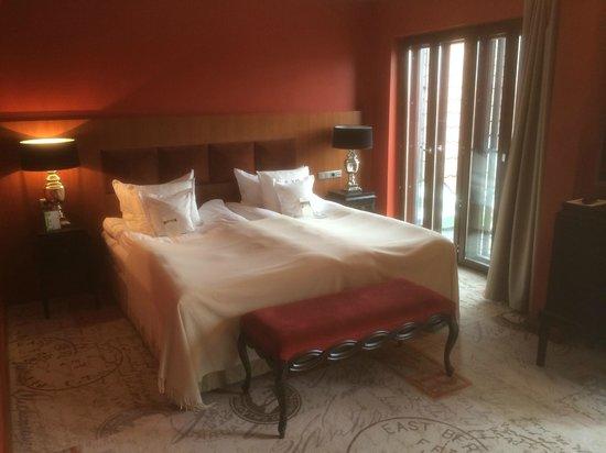 Hotel Telegraaf : Номер