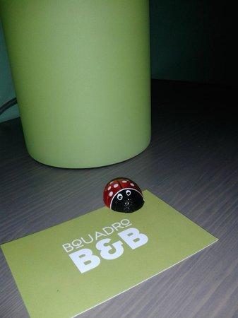 Bquadro Bed & Breakfast: Bquadro