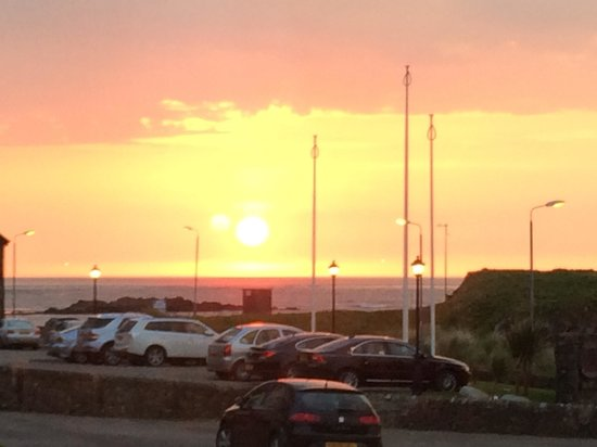 The Ugadale Hotel & Cottages : NIce Sunsets