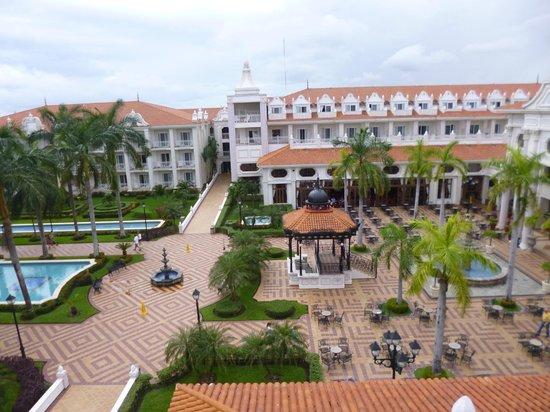 Hotel Riu Palace Riviera Maya: Vista desde la habitación