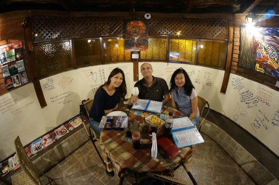 Costazul Seafood: Great Food, cool atmosphere, awesome PISCO!