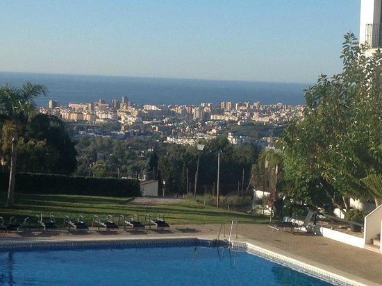 ILUNION Hacienda del Sol: view of fuengirola