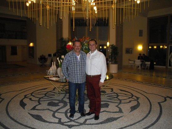 SENTIDO Perissia: Der super Hotel Director TOLGA