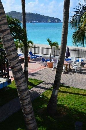 Villas on Great Bay: View from Villa #1