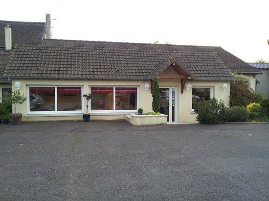 Hotel La Rosiere: Reception