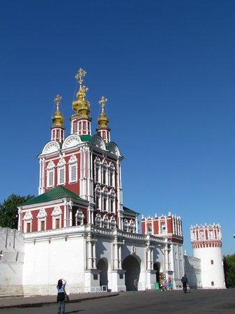 Couvent et cimetière de Novodievitchi : Успенская церковь