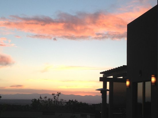 Four Seasons Resort Rancho Encantado Santa Fe: Another gorgeous sky
