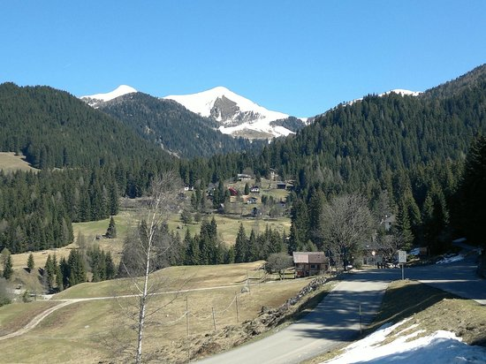 Province of Trento, Italie : Val Campelle