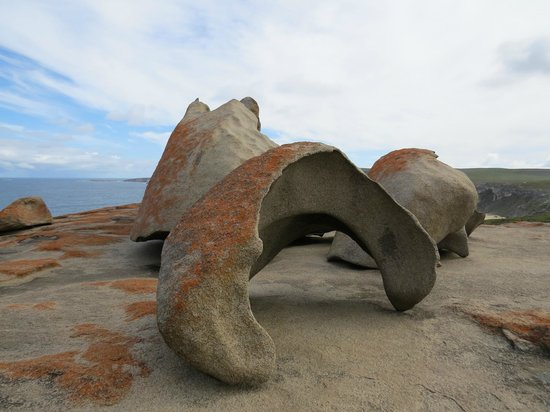 Kangaroo Island Odysseys: Remarkable Rocks detail