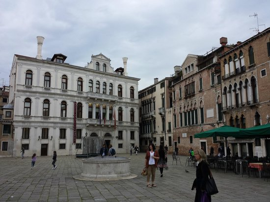 Cannaregio : piazza