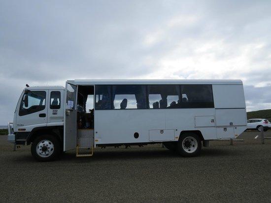 Kangaroo Island Odysseys: Odysseys 4 wheel drive coach