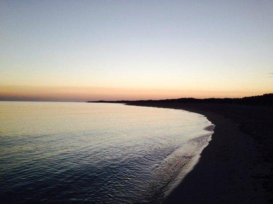 Melia Buenavista: sunrise beach