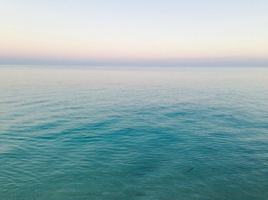 Melia Buenavista: turquoise waters!