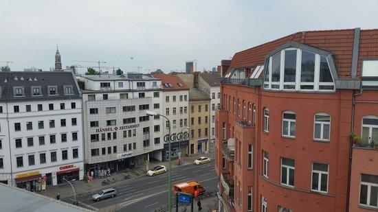 Ibis Styles Berlin Mitte: Dal settimo piano