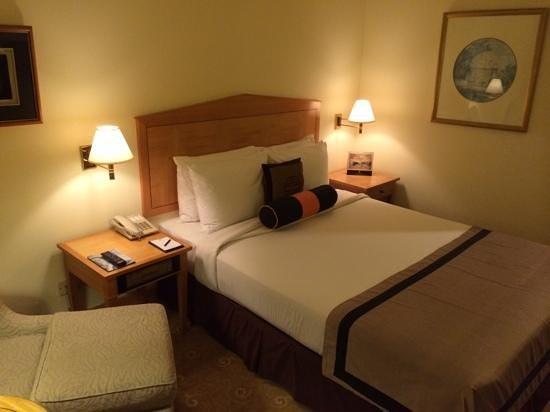 Saigon Prince Hotel: 室内